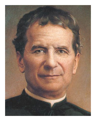 Don Bosco Pray for us